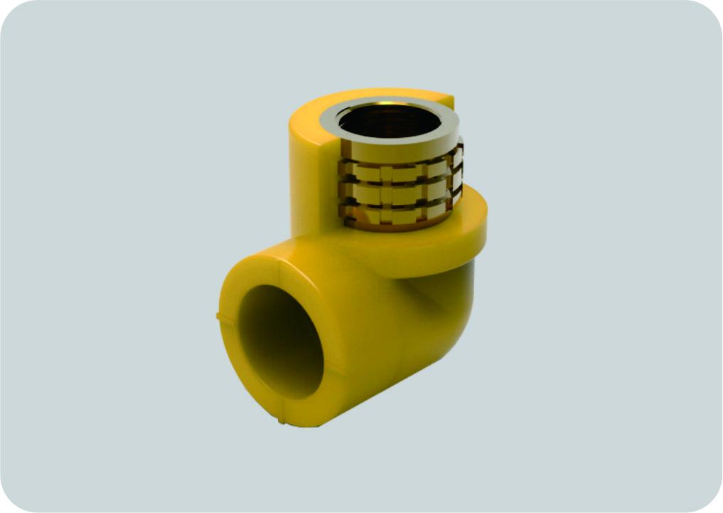 Tongzheng Quanjing Series PPR antibacterial water supply system